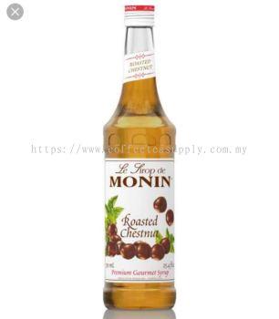 ROASTED CHESTNUT MONIN SYRUP 0.7L