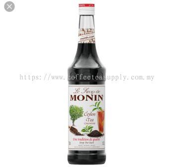 CEYLON TEA MONIN SYRUP 0.7L