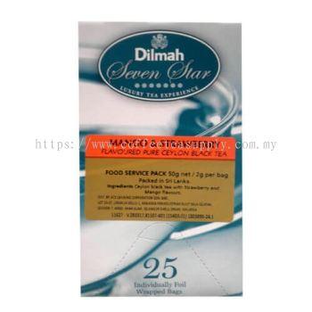 DILMAH MANGO & STRAWBERRY TEA