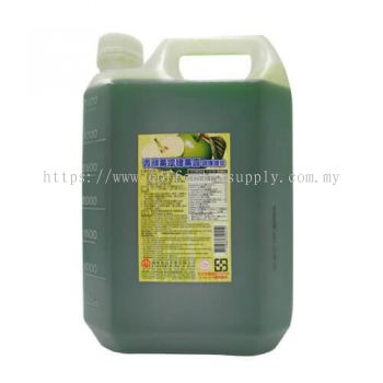 GREEN APPLE CONC.SYRUP