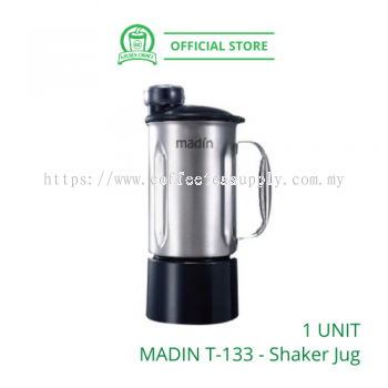 Shaker Jug for Madin T122 & T133 - Shake | Spare Part