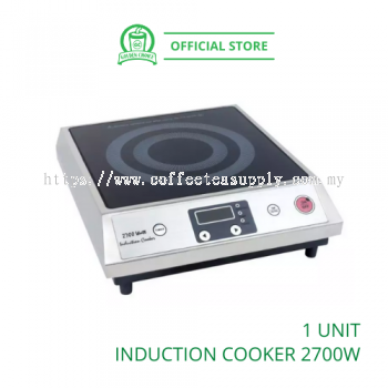 Induction Cooker 2700W BT-270B ����¯ - Electronic | No need gas | Cooking | Heat