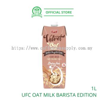 UFC Velvet Oat Milk Barista Edition ������ - Non Dairy Milk | Vegan | Susu | Oat Latte