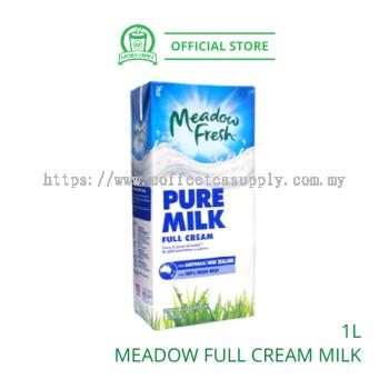 MEADOW DAIRY MILK 1L ţ�� - FULL CREAM | UHT MILK | BREAKFAST | Barista Milk
