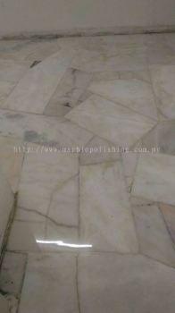 repolish marble