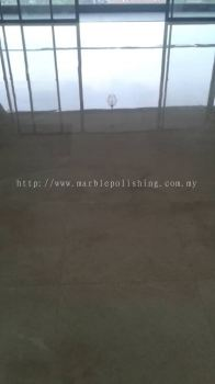 marble import graiding and polish