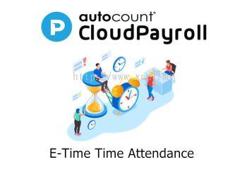 E Time Attendance