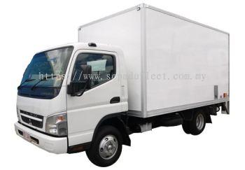 5 Tonne Box Truck & Lorry