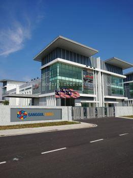 Factory Interior & Exterior Design