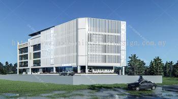 Hospital Design & Build @ Mount Austin, Johor, Malaysia