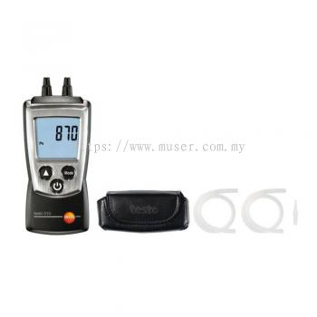 Testo 510 Set - Differential Pressure Measuring Instrument [Delivery: 3-5 days]