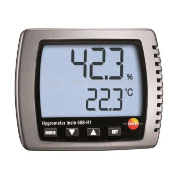 Testo 608-H1 - Thermohygrometer [Delivery: 3-5 days]