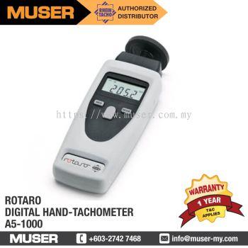 Rheintacho | Digital Hand-Tachometer Rotaro