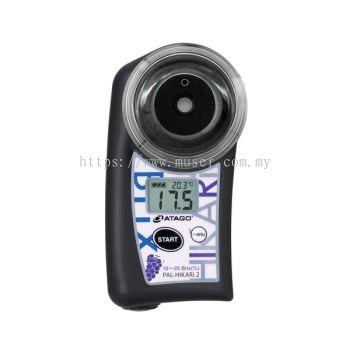 PAL-HIKARi 2 | Pocket IR Brix Meter (Grapes) [Code 5452]