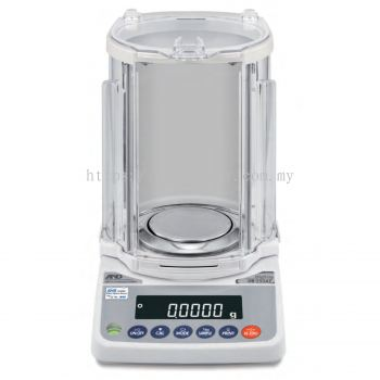 AND HR-250AZ | Compact Analytical Balance with Internal Calibration