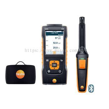 testo 440 | CO2 Kit with Bluetooth®