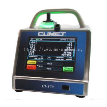 Climet CI-170 | NextGen Portable Particle Counter