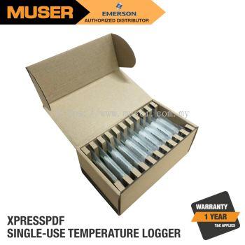 Emerson XpressPDF | Temperature Monitoring Logger [Delivery: 3-5 Days]