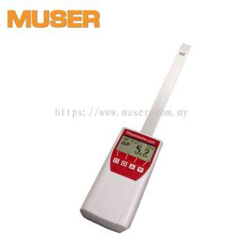 Schaller humimeter RH5.1 | Paper Hygrometer with Sword Probe