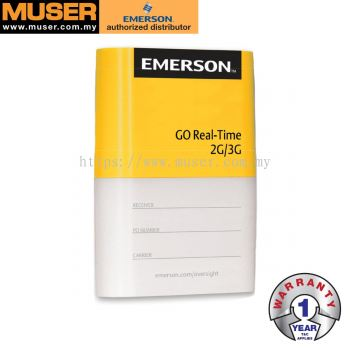 Emerson GO Real-Time Tracker [Delivery: 3-5 days subject to availability]