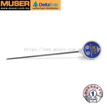 DeltaTrak 11048 | FlashCheck® Certified Waterproof Digital Lollipop, Min/Max ProbeThermometer