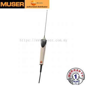 Testo 0602 1993 | Surface Probe with Widened Measuring Tip (TC type K)