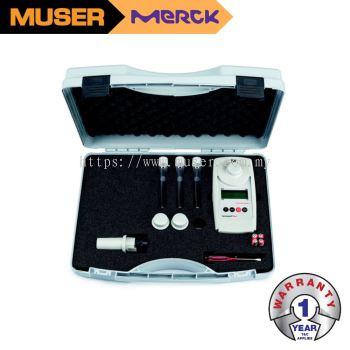 Merck Spectroquant Move Cl2, O3, ClO2, CyA, pH | Mobile Colorimeter