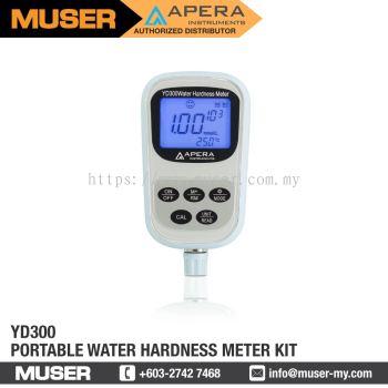YD300 Portable Water Hardness Meter Kit | Apera by Muser