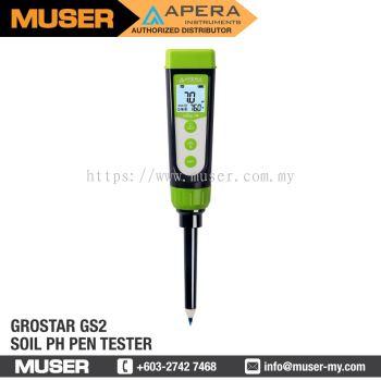 GroStar GS2 Soil pH Pen Tester | Apera by Muser