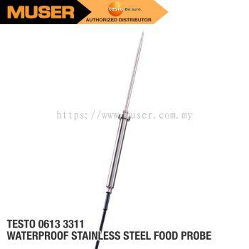 Testo 0613 3311 Waterproof Stainless Steel Food Probe