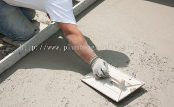 Concrete & Flat Roof Leak Repair Service