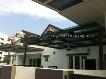 Skylight Roof Leakage Repair Service