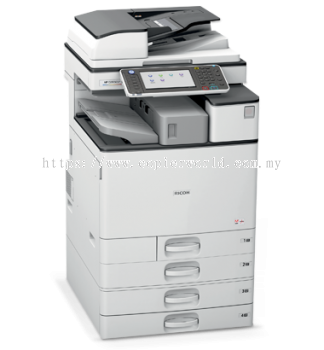 RICOH MPC2003 MULTIFUNCTIONAL COPIER