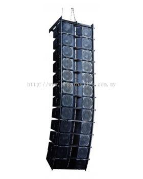 "Beta Three TLA101 10"" Two Way Line Array Speaker"