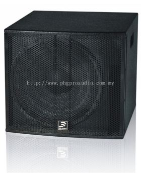 "Beta Three GS115Ba 500W (RMS) 15"" Active Subwoofer"