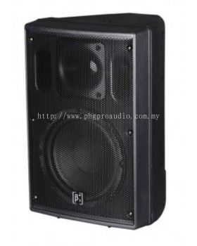 "Beta Three N10 250W (RMS) 10"" Two Way Full Range Plastic Speaker"