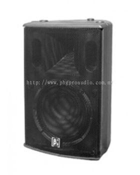 "Beta Three N12 300W (RMS) 12"" Two Way Full Range Plastic Speaker"