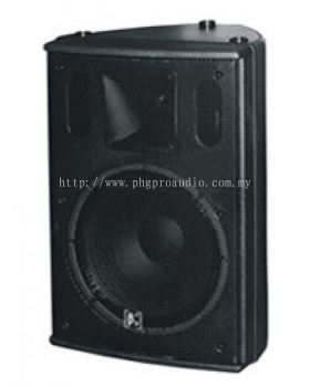"Beta Three N15 350W (RMS) 15"" Two Way Full Range Plastic Speaker"