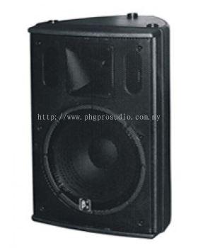 "Beta Three N15 350W (RMS) 15"" Two Way Full Range Plastic Speaker"