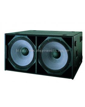 "Beta Three TLB218 Line Array Series Dual 18"" LF Speaker"