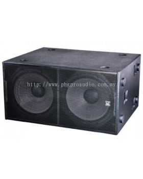 Beta Three ��J218 Dual 18�� LF Speaker