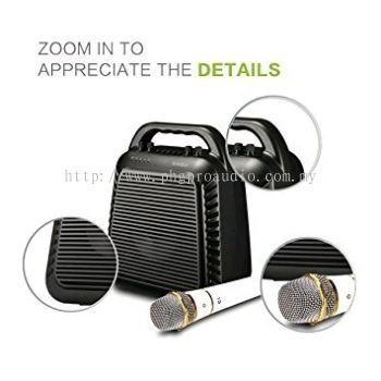 SHIDU S90 Portable Speaker