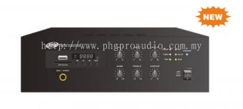 JDM PA 120BU 100V @ 120W Mixing Amplifier