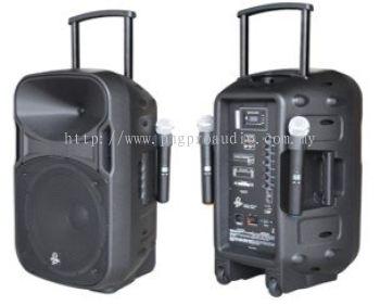 Betamex Forte 15 Portable AC/DC Speaker System