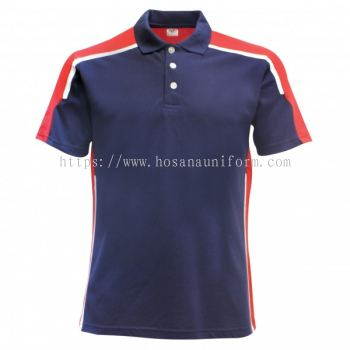 Lacoste Polo Series (Sample)