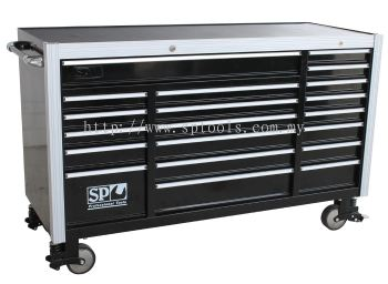 SP40080 SUMO SERIES WORKSHOP TOOL CABINET 20 Drawer