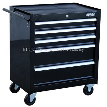 SP40111 CUSTOM SERIES Roller Cabinet 5 Drawer