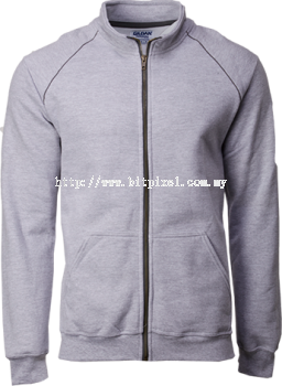 GILDAN PREMIUM COTTON FULL ZIP