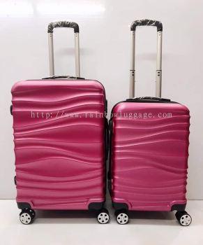 Ombak Dark Pink