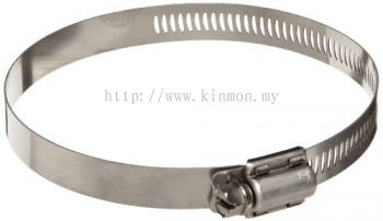 Fully 304 Stainless Steel Hose Clip